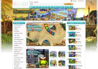 Анимационные ролики игр для сайта MyPlayCity