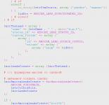 Лендинг подключить к amoCRM по Rest API