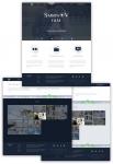 Видеостудия –дизайн сайта