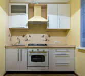 Проектирование и изготовление кухонной мебели ( S=6 м2 )