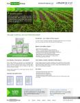 Сайт удобрений EFG. Главная