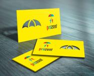 Логотип компании по нанесению принтов на зонты