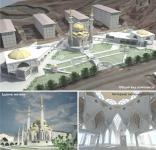 Дипломный проект. Культовый комплекс, г. Магадан