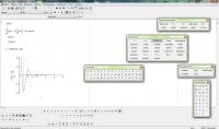 """Решение задачи """"Нелинейный маятник"""" в MathCad"""