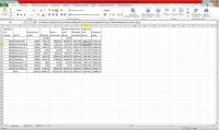 Индивидуальное задание по Экономике (Расчет в Microsoft Excel)