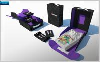 Разработка упаковки для Redstar