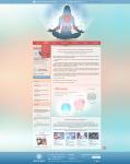 """Сайт """"Центр развития сознания"""""""