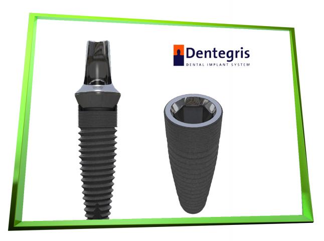 Dental Implant Зубной Имплантат