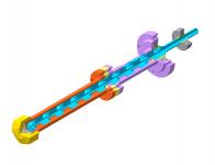 Экструдер производства филамента для 3Д принтеров