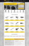 Дизайн Landing Page для РегионСтрой