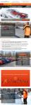 Дизайн сайта для автошколы Extrim Drive