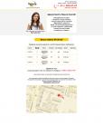 Дизайн e-mail письма Venera
