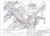 Освещение уличной экспозиции (стадия рабочий документация)