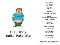Full Body IPA