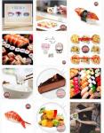 Суши Хаус - ведение Инстаграм для японского ресторана в Томске