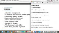 Редактура маркетингового предложения (буклет)