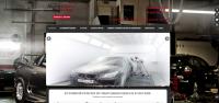 Сайт частной автомастерской
