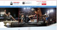 """Сайт детской футбольной лиги Чикаго """"Chicago kics cup"""""""