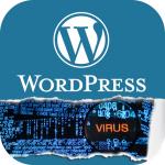 Удаление вирусов, WordPress