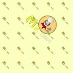 разработка логотипа и фирменного стиля ресторана быстрого питани