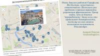 Разработка интеллектуальной карты для сайта tisamsebegid.ru