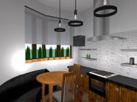 Кухня. Современный стиль.