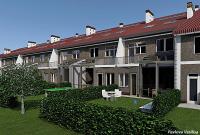 Проект блокированного жилья Санкт-Петербург