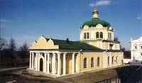 Христорождественский собор г. Рязань