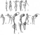 Способ мышечной реабил... или эрготерапия мышц. ПАТЕНТ № 2171663
