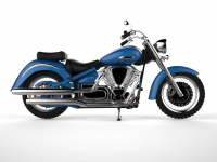 Мотоцикл Honda VT