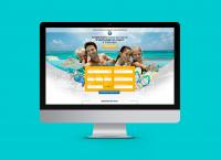 Lending Page туристического агентства