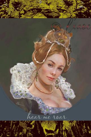 Серсея Ланнистер - портрет