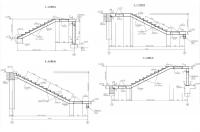 Металлическая лестница (раздел КМ)