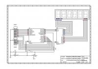 Устройство на базе мк. ATmega8a и MAX7219 для индикации частоты