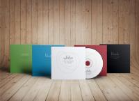 Дизайн обложек дисков