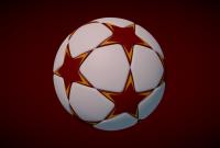 Моделирование & визуализация.Футбольный мяч