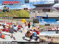 Виртуальный тур по автодрому Moscow Raceway