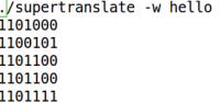 supertranslate