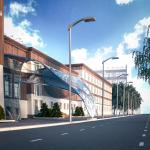 Дизайн-проект реконструкции медицинского университета