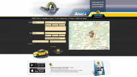 Сайт Такси + интеграция api .