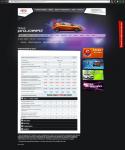 Аналог старого сайта kia на Joomla 2.5