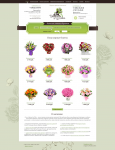 Цветы для тебя, интернет-магазин цветов
