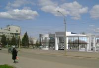 Проект торгово-офисного здания