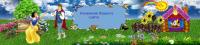 Баннер для детского сайта
