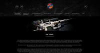 """Разработка сайта компании """"ASPAR ARMS"""""""