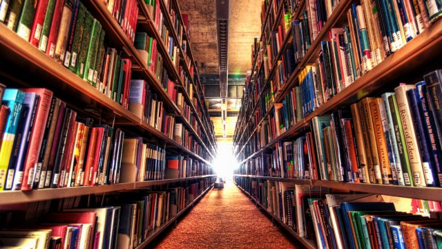 Законопроект о библиотечном деле