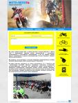 Дизайн сайта по продаже мото-вело запчастей
