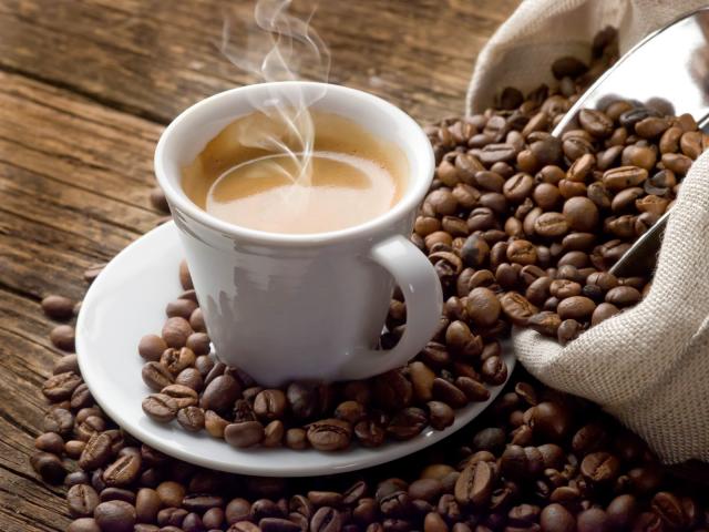 Кофе - бренд.
