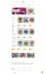 Интернет-магазин по продаже цветов в Москве