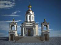 Храм Рождества Пресвятой Богородицы, г. Донецк